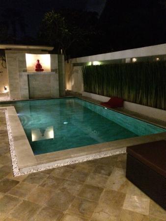 The Residence Seminyak: Villa Pool