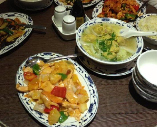 Gerrad's Corner Restaurant: ディナー
