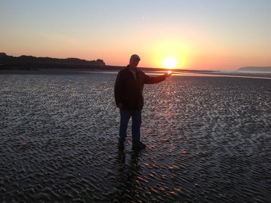 Rush, Ierland: Irish Sea