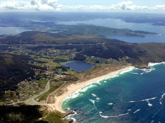 Playa De Doninos Picture Of Hotel Valencia Ferrol Tripadvisor