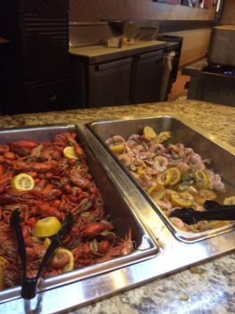 Golden Nugget Biloxi Seafood Buffet In The