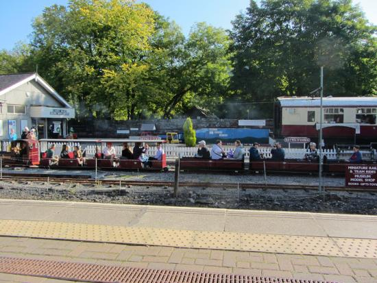 Conwy Valley Railway Museum & Model Shop : mini railway