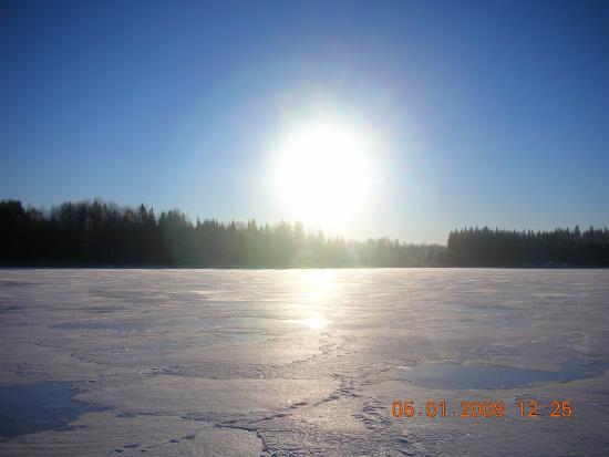 Lake Seliger, Russia: Зимняя рыбалка