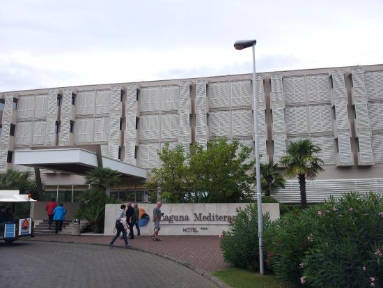 "Hotel Mediteran Plava Laguna: These are ""Garden View"" rooms"