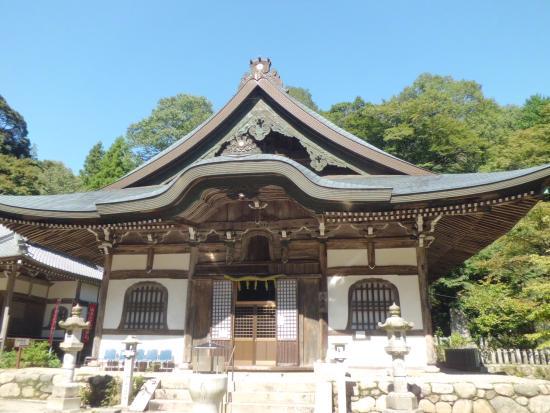 Shindaibutsu-ji Temple