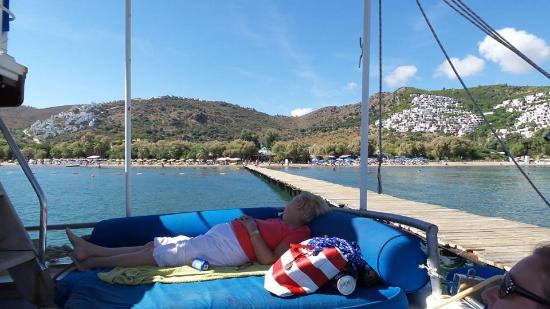 Party boat - Picture of Ozzlife Boat, Gumbet - TripAdvisor