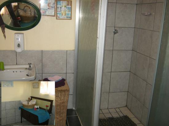 Terrylin Backpacker's Hostel : En-Suite Shower - Double Room