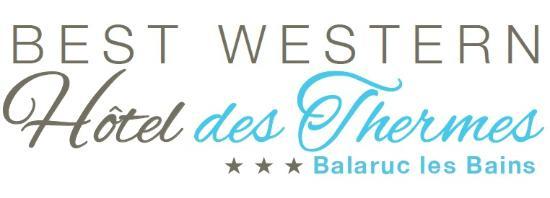 BEST WESTERN Hotel des Thermes : logo