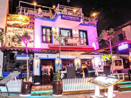 Authentic Restaurant, Kalkan - Restoran Yorumları ...