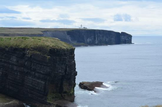 Kilkee, İrlanda: Wild Atlantic Way Loop Head County Clare Ireland
