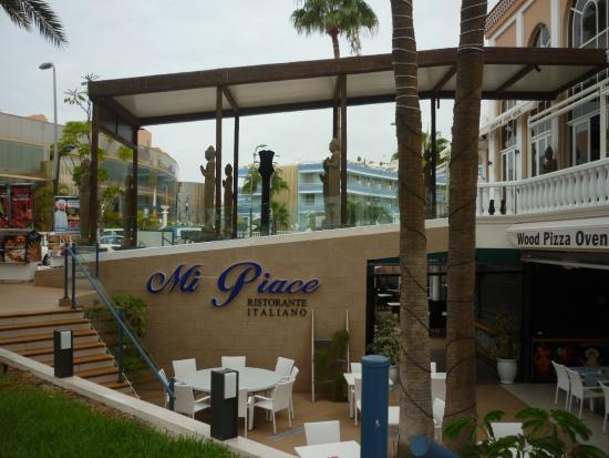 Mi Piace: Итальянский ресторан