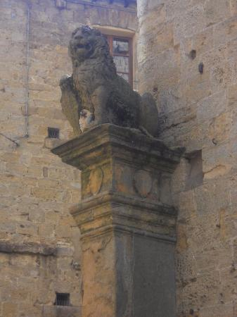 Volterra, Italy: Particolare