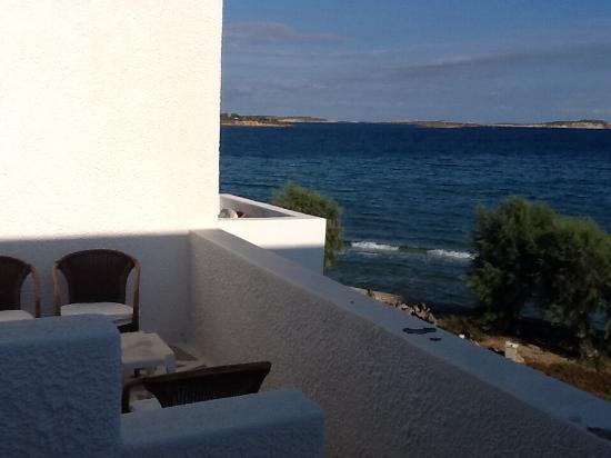 Pounta, Hellas: Vue