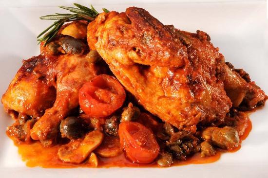 Osteria Rossa: Rossa menu
