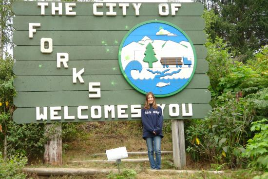 Twilight Tours in Forks: City of Forks, Washington, USA