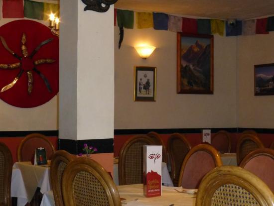 Gurkha Kitchen Shetland Menu