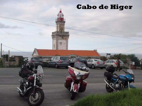 Faro de Higuer : Cap de Higer