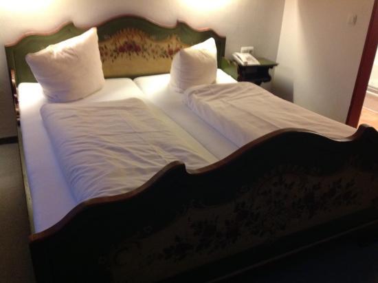 Landhaus am Waldpark: bedroom