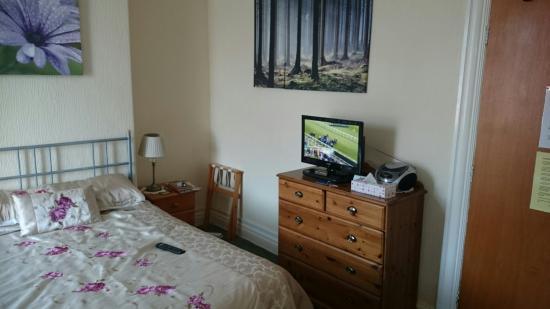 Hatfield House: Room 5,  quite nice