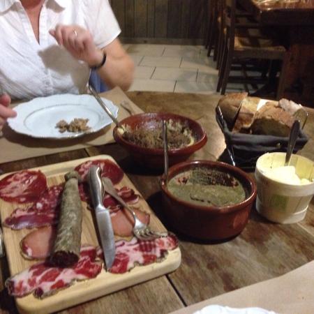 La Taverne a Bacchus: A night out to remember