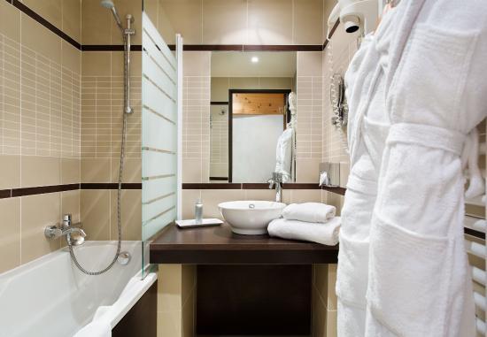 Hotel L'Arboisie: L'Arboisie**** - Salle de bain