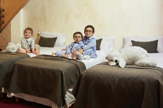 Hotel L'Arboisie: L'Arboisie**** - Chambre familiale