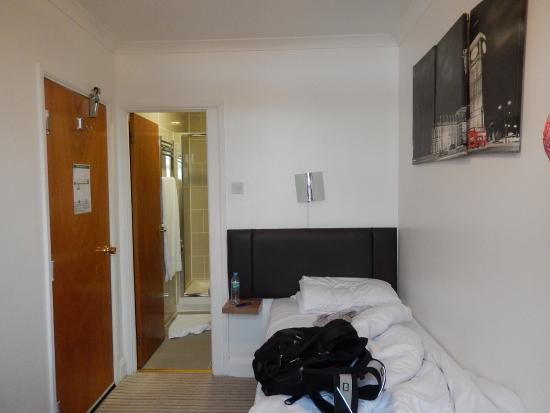 Quarto solteiro Foto di Camden Lock Hotel, Londra  ~ Quarto Solteiro Hotel