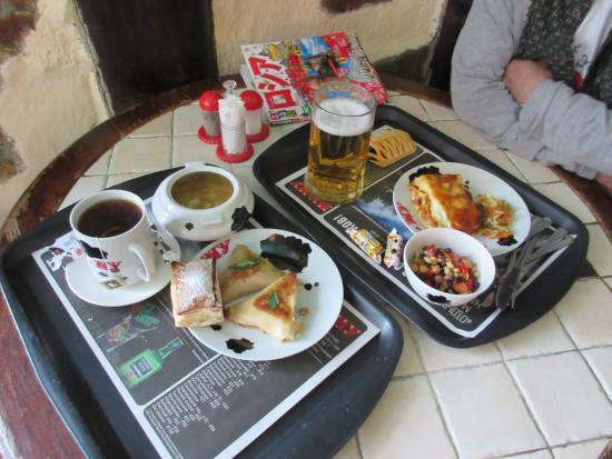 Cafe Mu-Mu: ロシア料理