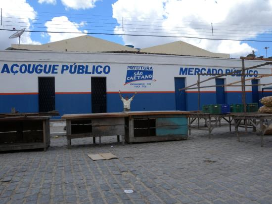 State of Pernambuco: SÃO CAETANO