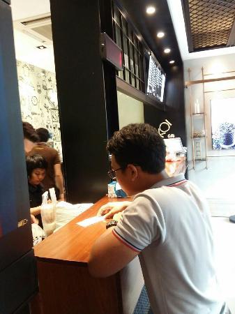 KOI Cafe IFL
