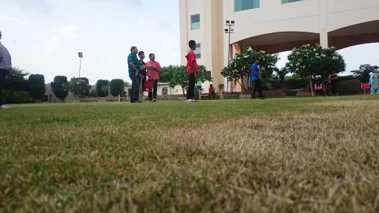 Hotel Jaipur Greens: Playground