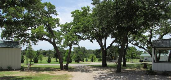Mitchell Resort and RV Park: 180 acres in North Texas Hill Country