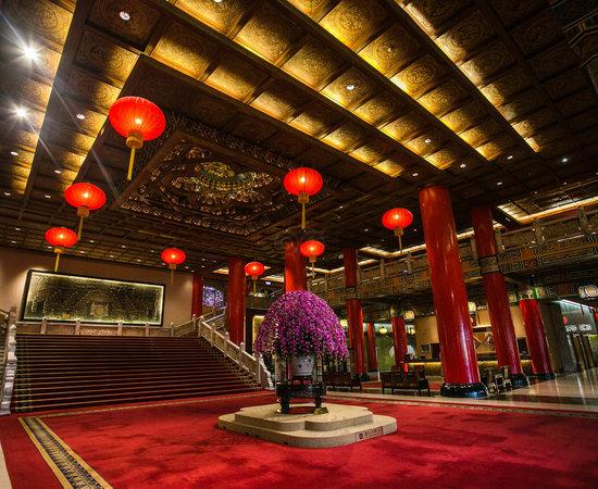 Photo of Hotel Grand Hotel Taipei at 中山北路四段1號, Taipei 104, Taiwan