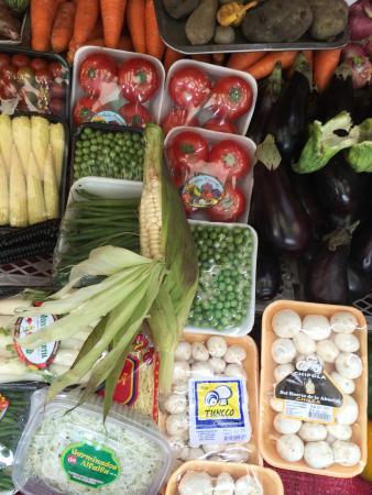 Mercado de Productores San Isidro