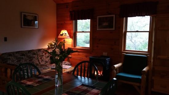 Finger Lakes Mill Creek Cabins: Mill Creek Cabins - October 2015