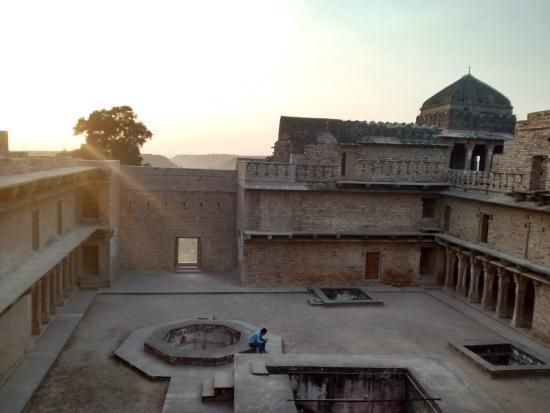 Chanderi, Hindistan: Picturesque