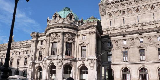 ปารีส, ฝรั่งเศส: Opera (fundos)