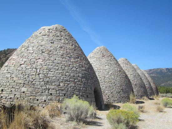 Ward Charcoal Ovens State Historic Park: Well built history
