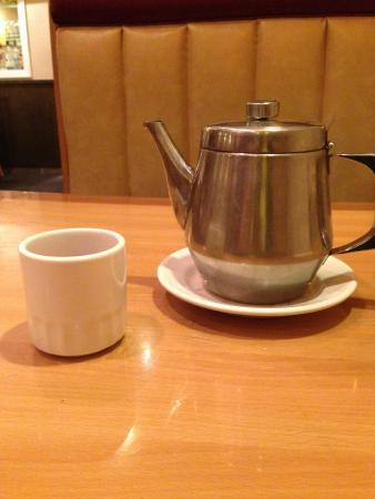 Noodles Delight: Green tea