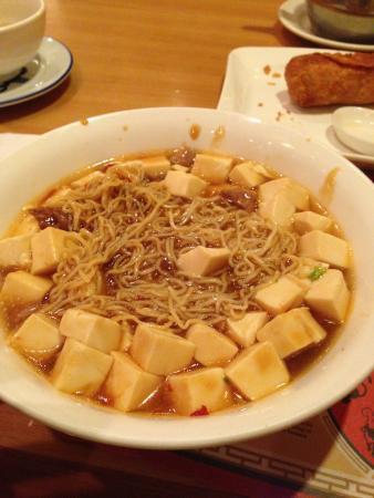 Noodles Delight: Tofu Noodles