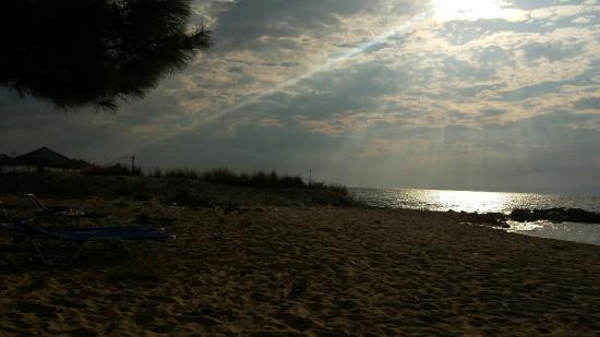 Σκάλα Πρίνου, Ελλάδα: Prinos Beach