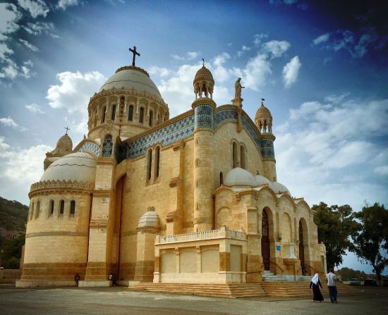 Notre Dame Afrika