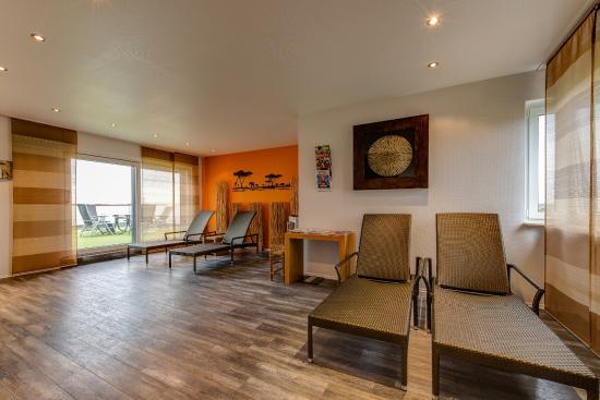 Hotel Newton: Wellness - Sauna