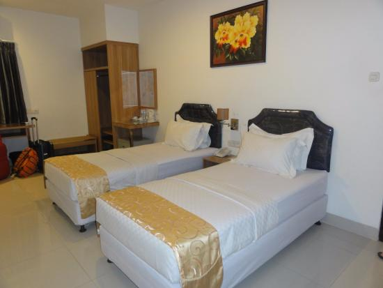 Hotel Pacific : Camere