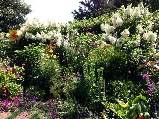 Yarmouth Port, MA: Cape Cod gardens