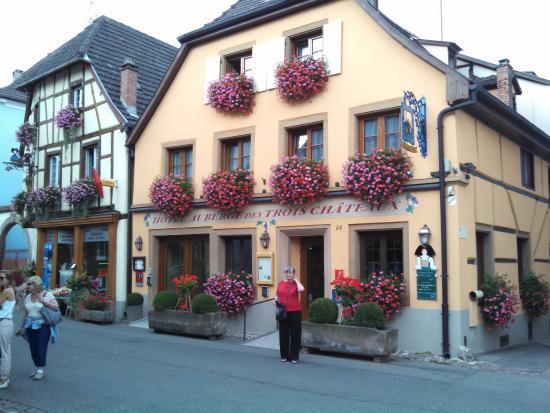 Photo of Auberge des Trois Chateaux Eguisheim
