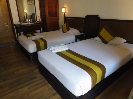Hotel The Flora Kuta Bali: Camera