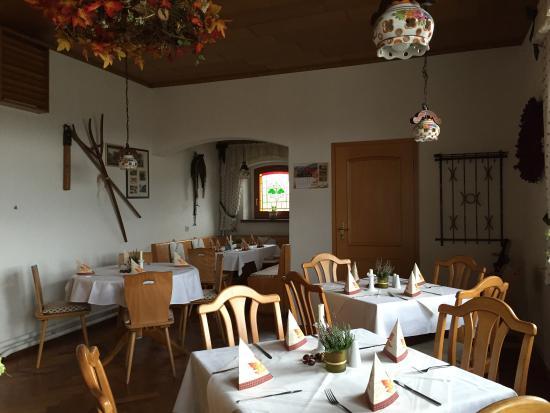 Gastst tte goldene h he schneeberg restaurant for Goldene hohe schneeberg