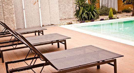 Valga, España: piscina