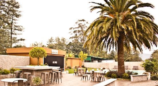Valga, España: jardin